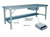 ERGONOMIC WORK BENCHES WITH FOLDING LEGS