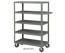 4 & 5 SHELF STOCK CARTS
