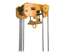 ULTRA-LOW HEADROOM TROLLEY HOIST