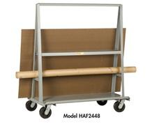 ALL-WELDED SHEET AND PANEL TRUCK