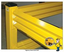 HIGHWAY STAND GUARD RAIL